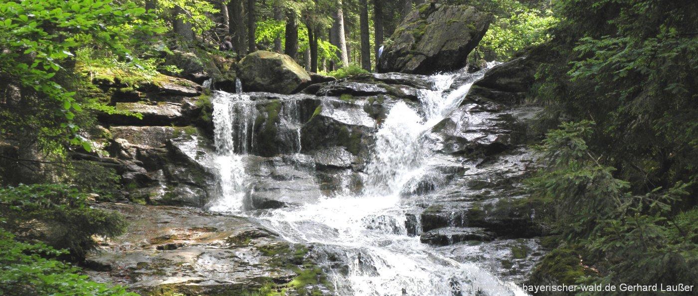 bodenmais-ausflugsziele-wandern-riesloch-wasserfall
