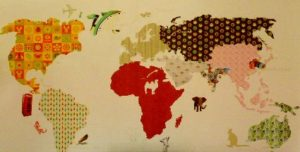 haus-der-5-kontinente-weltkarte